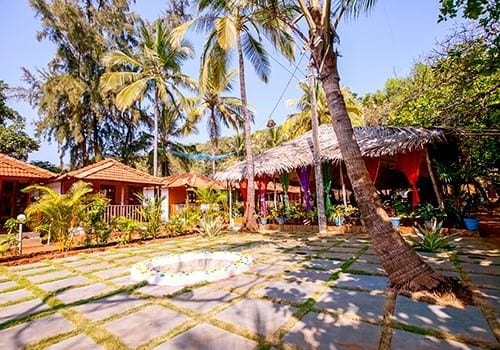 Sampoorna Yoga - Goa