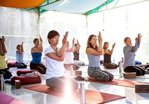 Sampoorna Yoga Teacher Training - Ashtanga Yoga