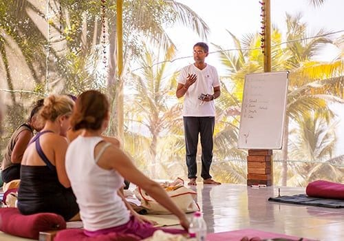 Sampoorna Yoga School