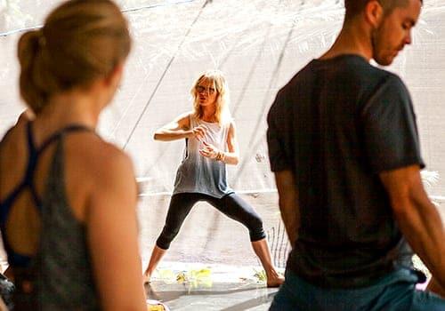 Sampoorna Yoga Teacher Training - Teaching opportunities
