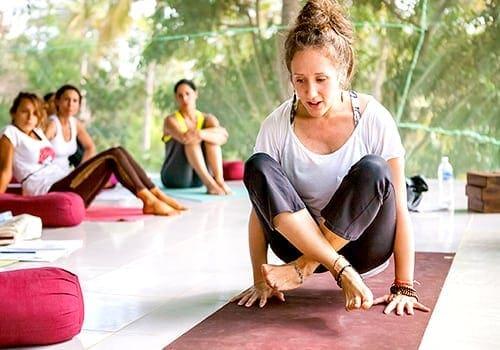 Sampoorna Yoga Goa - Ashtanga Yoga