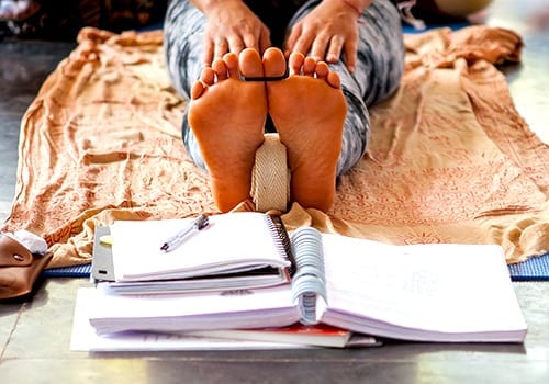 Sampoorna Yoga Goa - Yoga Alliance Registered 200-hour Teaching methodology and technique