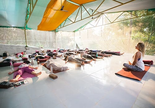 Sampoorna Yoga Goa