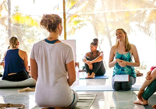 Sampoorna Yoga Goa - Pre-Yoga Teacher Training Course in 'Ashtanga Vinysa Flow'