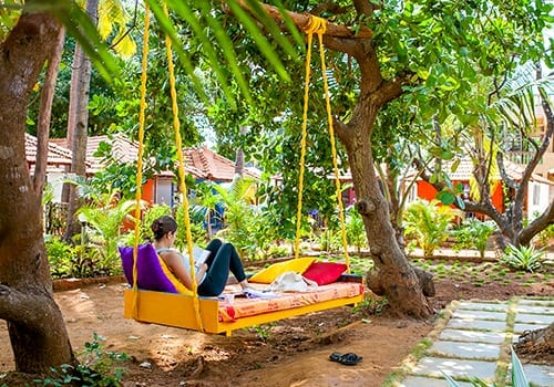 Sampoorna Yoga Goa - Yoga Retreats & Holidays