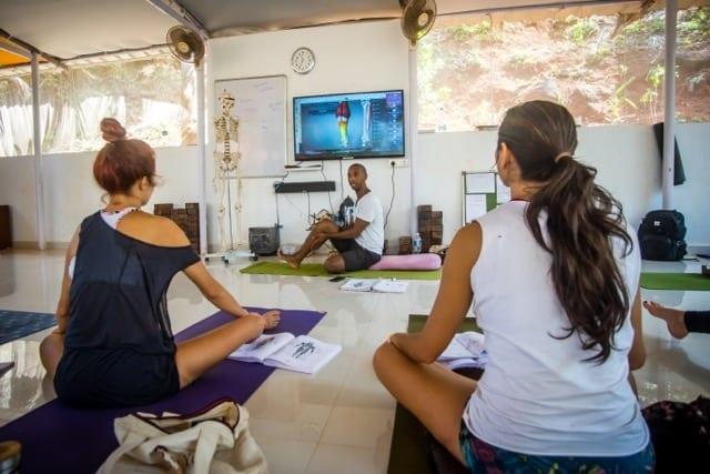 Sampoorna Yoga - Anatomy