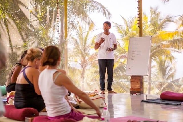 Sampoorna Yoga - Philosophy Sudhir