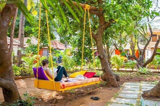 Sampoorna Yoga - Sampoorna Village