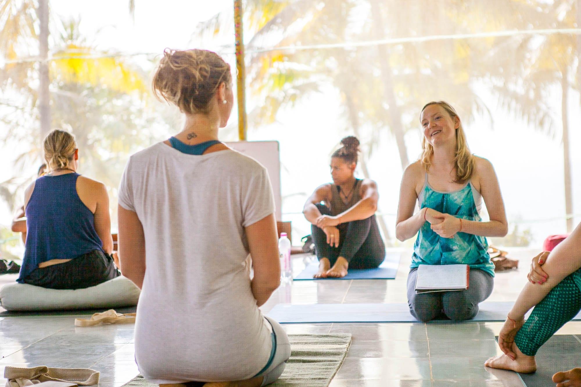 100 hours Pre yoga teacher training