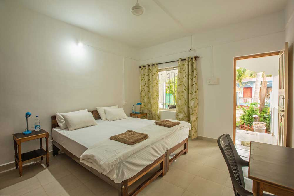 varun double bedroom