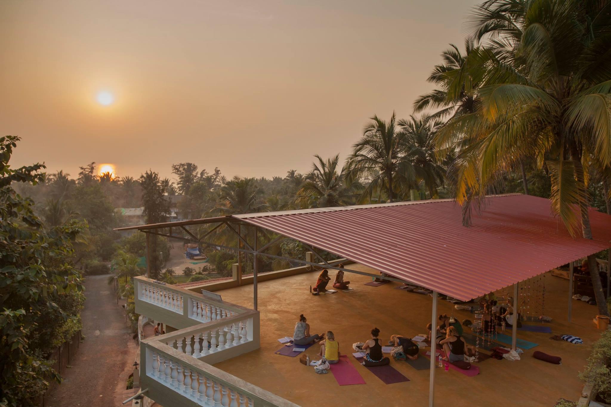 Yoga On KosIndia