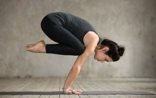 How to do Crow Pose - Bakasana