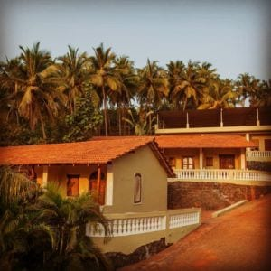 Sampoorna Yoga Accommodation options