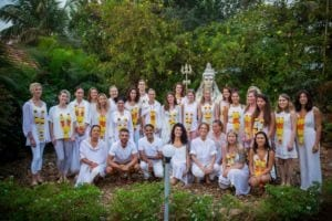 Sampoorna Yoga School Goa India
