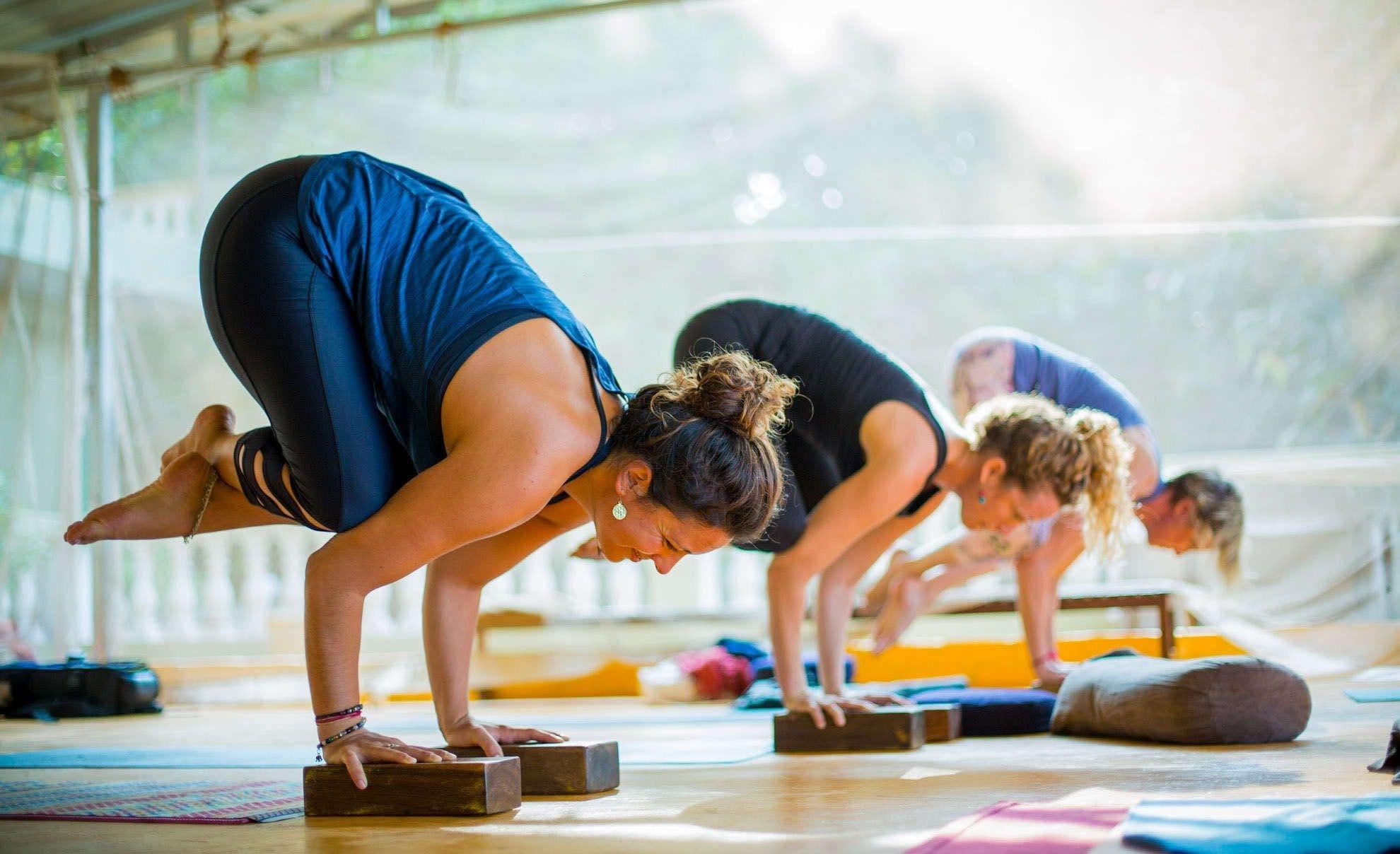 300 hour yoga teacher training - Week 3