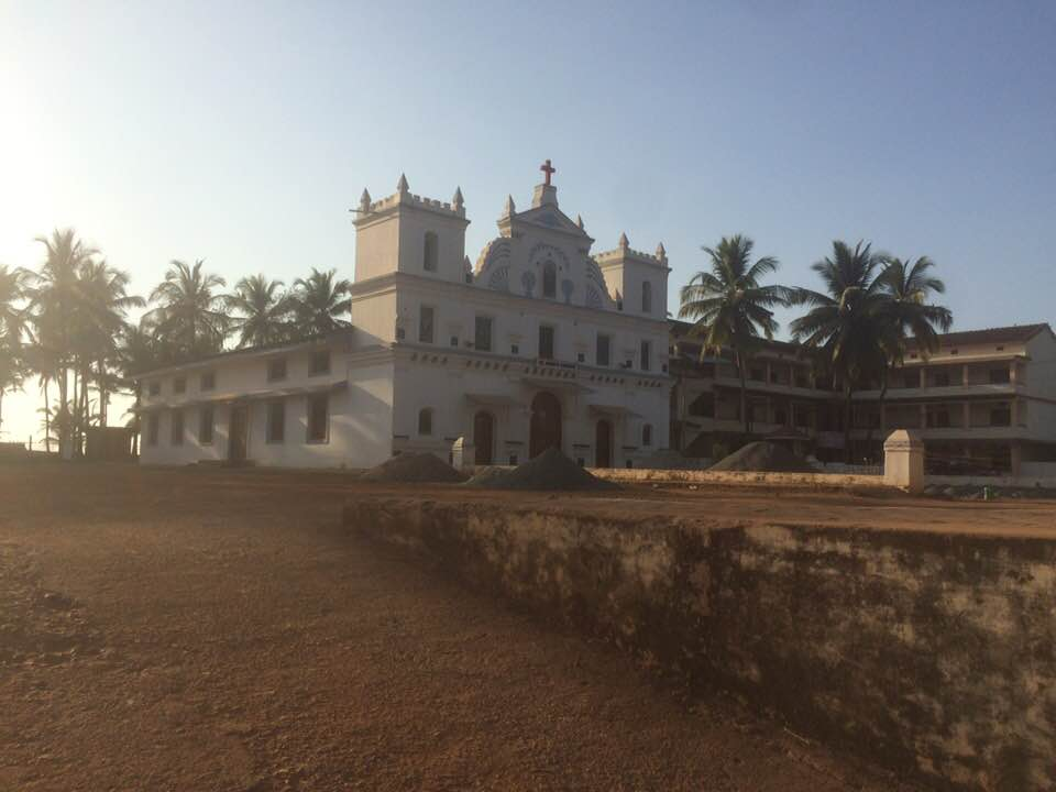 Cabo de Rama Fort - Agonda Goa India