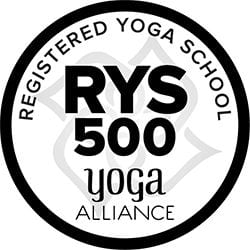 Registered Yoga School 500 Hrs