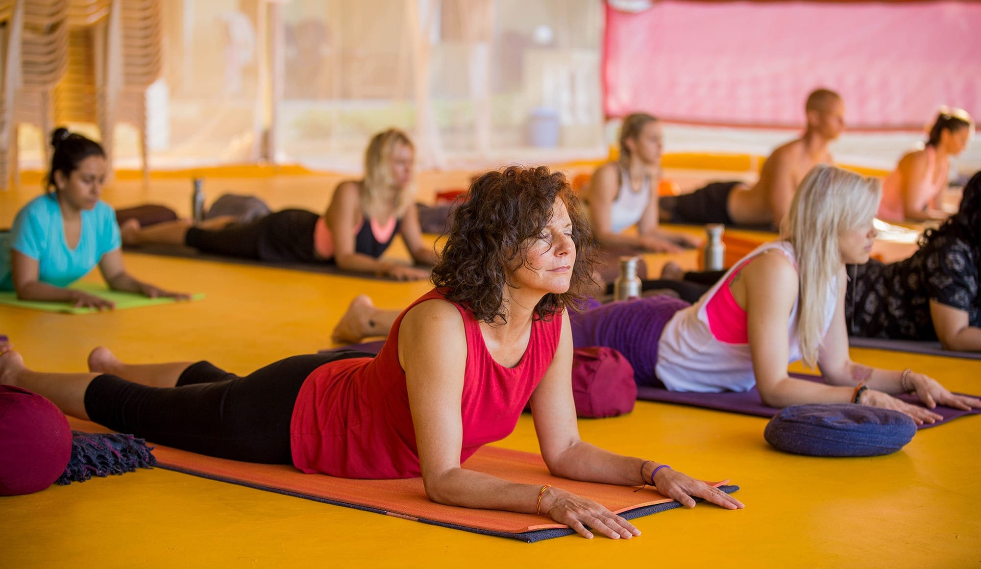 300 Hour Yoga Therapy Teacher Training Course Goa