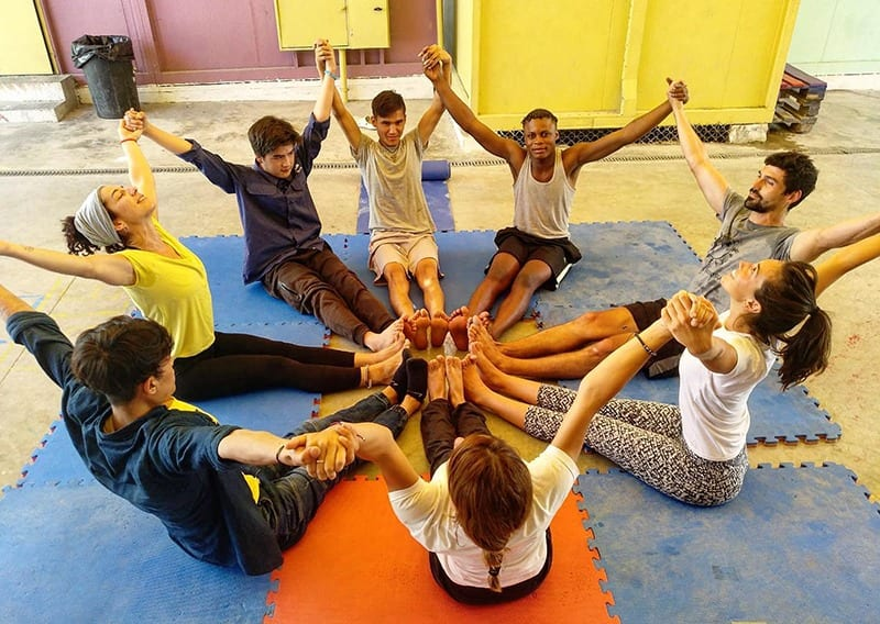 Yoga Without Borders - Sampoorna Yoga School Goa