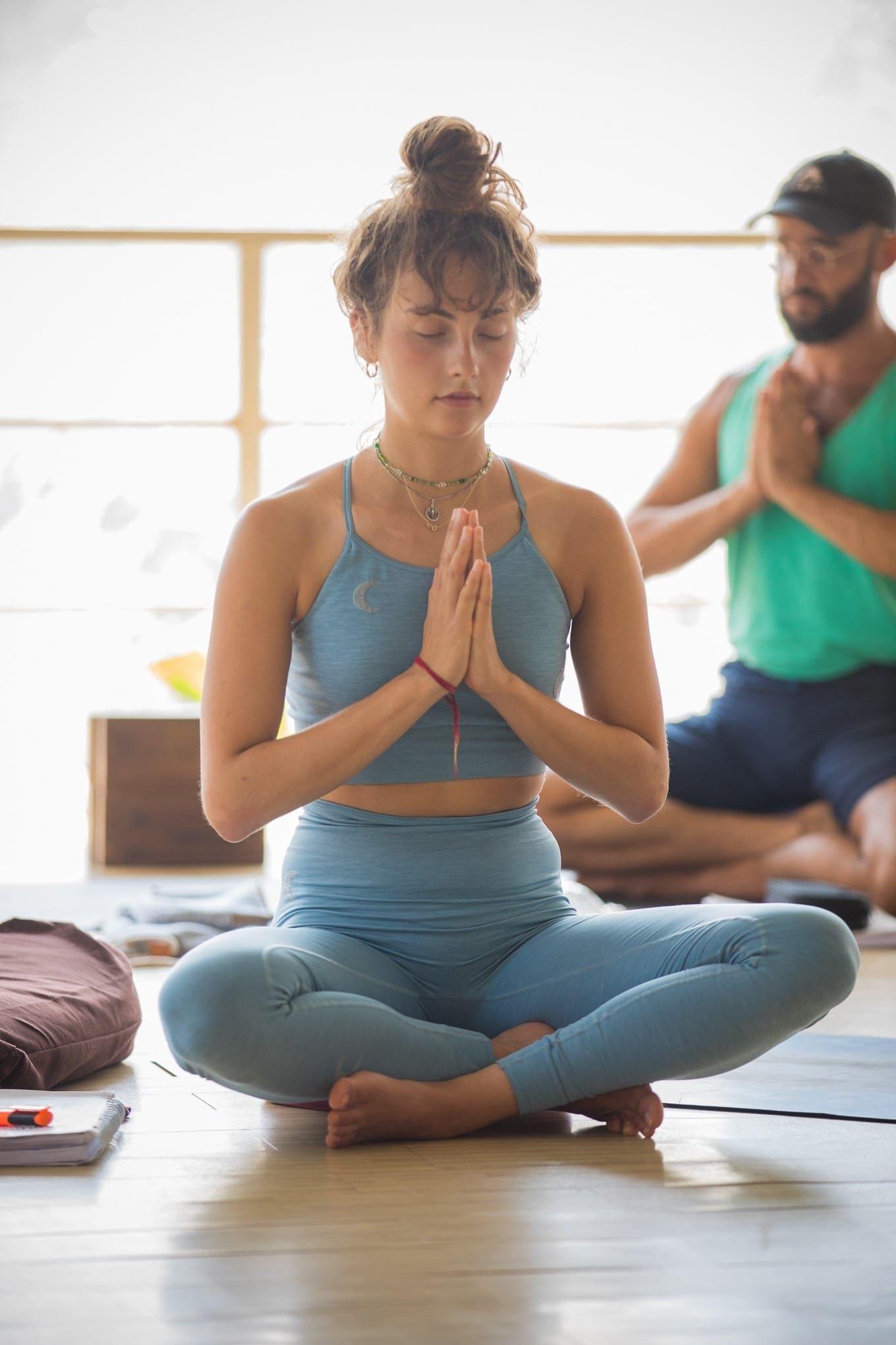 hatha yoga and yin yoga teacher training