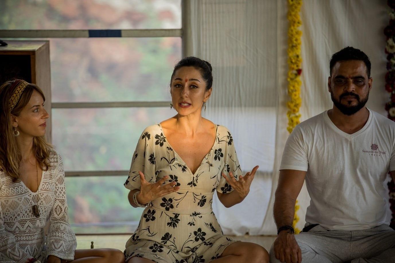hatha yoga teacher training goa