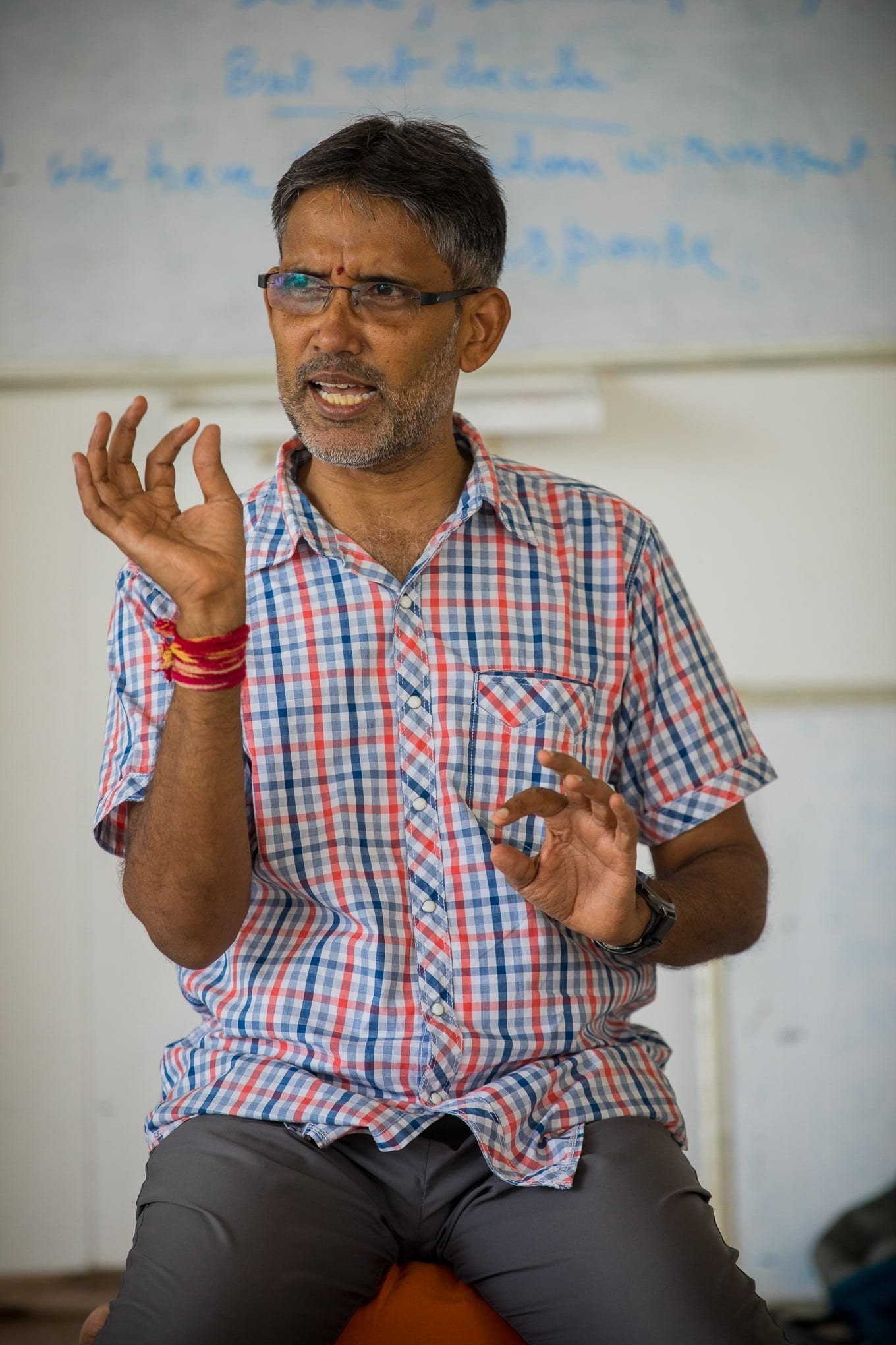 Yoga Teacher India - Sudhir Rishi