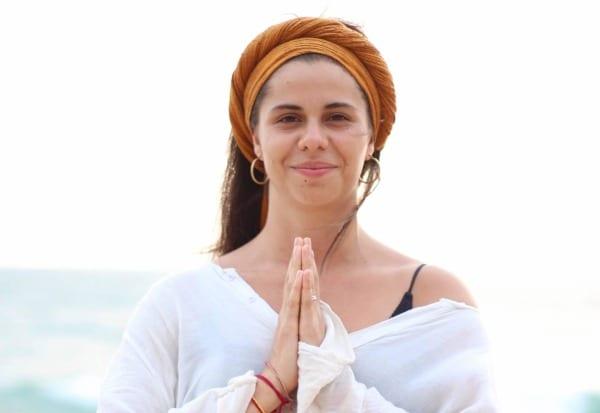 Online Yoga Teacher - ELENA VALVERDE